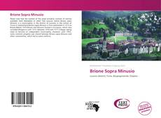 Bookcover of Brione Sopra Minusio
