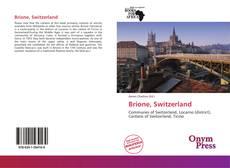 Couverture de Brione, Switzerland