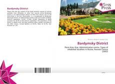 Обложка Bardymsky District