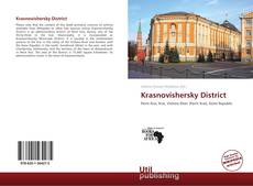 Capa do livro de Krasnovishersky District