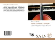 Bookcover of Shirley Thompson (Composer)