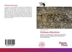 Bookcover of Château d'Asnières