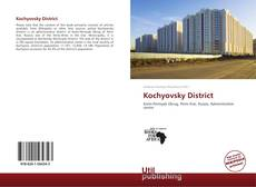 Capa do livro de Kochyovsky District