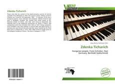 Capa do livro de Zdenka Ticharich