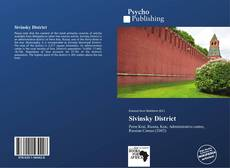 Bookcover of Sivinsky District