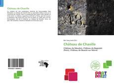 Bookcover of Château de Chaville