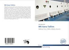 Обложка MS Vana Tallinn