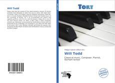 Обложка Will Todd