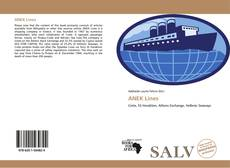 Bookcover of ANEK Lines