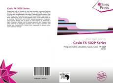 Buchcover von Casio FX-502P Series