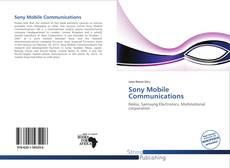Borítókép a  Sony Mobile Communications - hoz