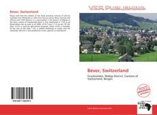 Couverture de Bever, Switzerland