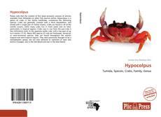 Hypocolpus kitap kapağı