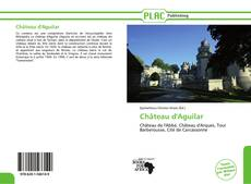 Couverture de Château d'Aguilar