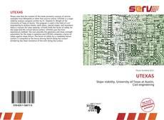Обложка UTEXAS