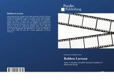 Couverture de Babben Larsson