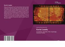 Bookcover of Karin Lannby