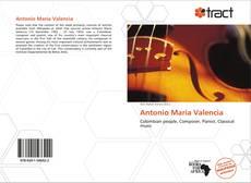 Обложка Antonio Maria Valencia