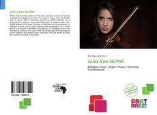 Jules Van Nuffel kitap kapağı