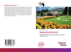 Copertina di Nadymsky District