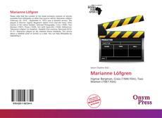 Capa do livro de Marianne Löfgren
