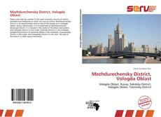 Bookcover of Mezhdurechensky District, Vologda Oblast