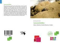 Capa do livro de Leucosioidea