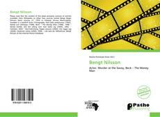 Portada del libro de Bengt Nilsson