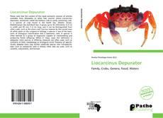 Buchcover von Liocarcinus Depurator