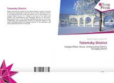 Portada del libro de Totemsky District