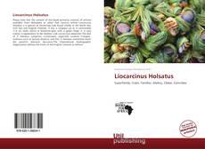Buchcover von Liocarcinus Holsatus