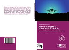 Portada del libro de Nizhny Novgorod International Airport
