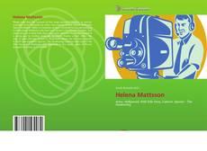 Portada del libro de Helena Mattsson