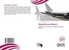 Bookcover of Myachkovo Airport