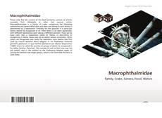 Bookcover of Macrophthalmidae