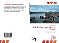Kyiv Zhuliany International Airport kitap kapağı