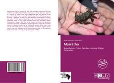Buchcover von Marratha