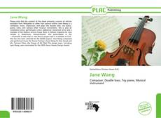 Bookcover of Jane Wang