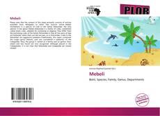 Bookcover of Mebeli