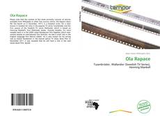 Bookcover of Ola Rapace