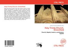 Bookcover of Holy Trinity Church, Greenfield