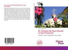 St. Vincent de Paul Church in San Francisco kitap kapağı