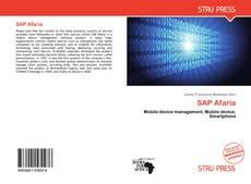 Buchcover von SAP Afaria