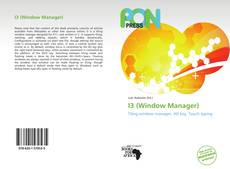 Bookcover of I3 (Window Manager)
