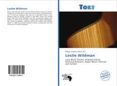 Buchcover von Leslie Wildman