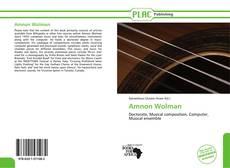 Amnon Wolman的封面