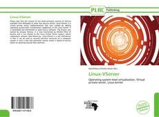 Portada del libro de Linux-VServer