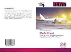 Bookcover of Kärdla Airport