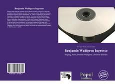 Capa do livro de Benjamin Wahlgren Ingrosso