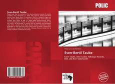 Bookcover of Sven-Bertil Taube